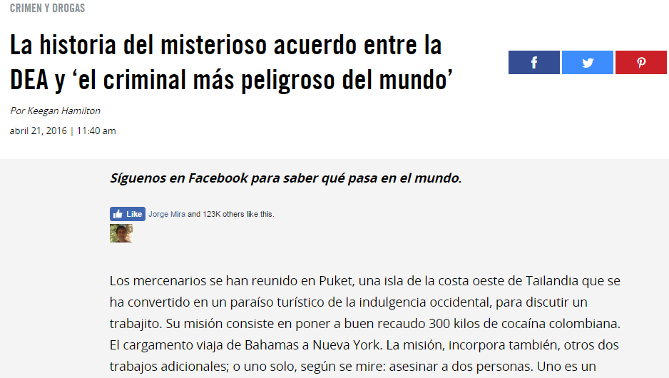 noticia con storytelling